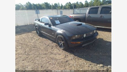 2007 Ford Mustang GT Coupe for sale 101349622