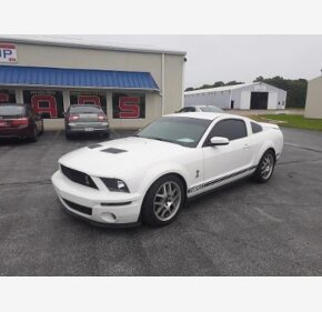 2007 Ford Mustang Shelby GT500 for sale 101375274