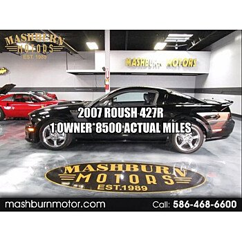 2007 Ford Mustang for sale 101410906