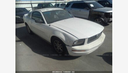 2007 Ford Mustang Coupe for sale 101413920