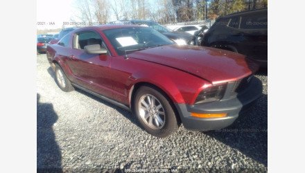 2007 Ford Mustang Coupe for sale 101436987