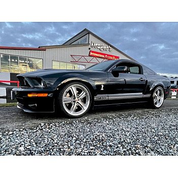 2007 Ford Mustang Shelby GT500 Coupe for sale 101455361
