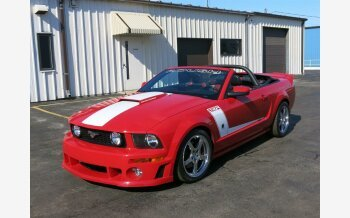 2007 Ford Mustang GT Convertible for sale 101465498