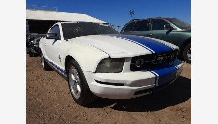 2007 Ford Mustang Coupe for sale 101468082