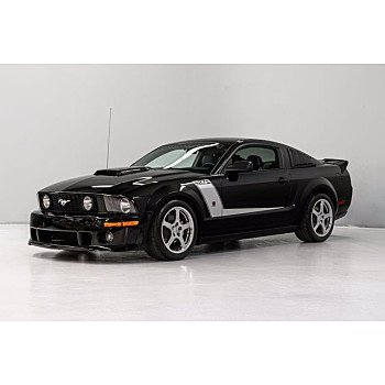 2007 Ford Mustang for sale 101592145