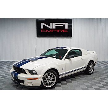 2007 Ford Mustang Shelby GT500 for sale 101620376