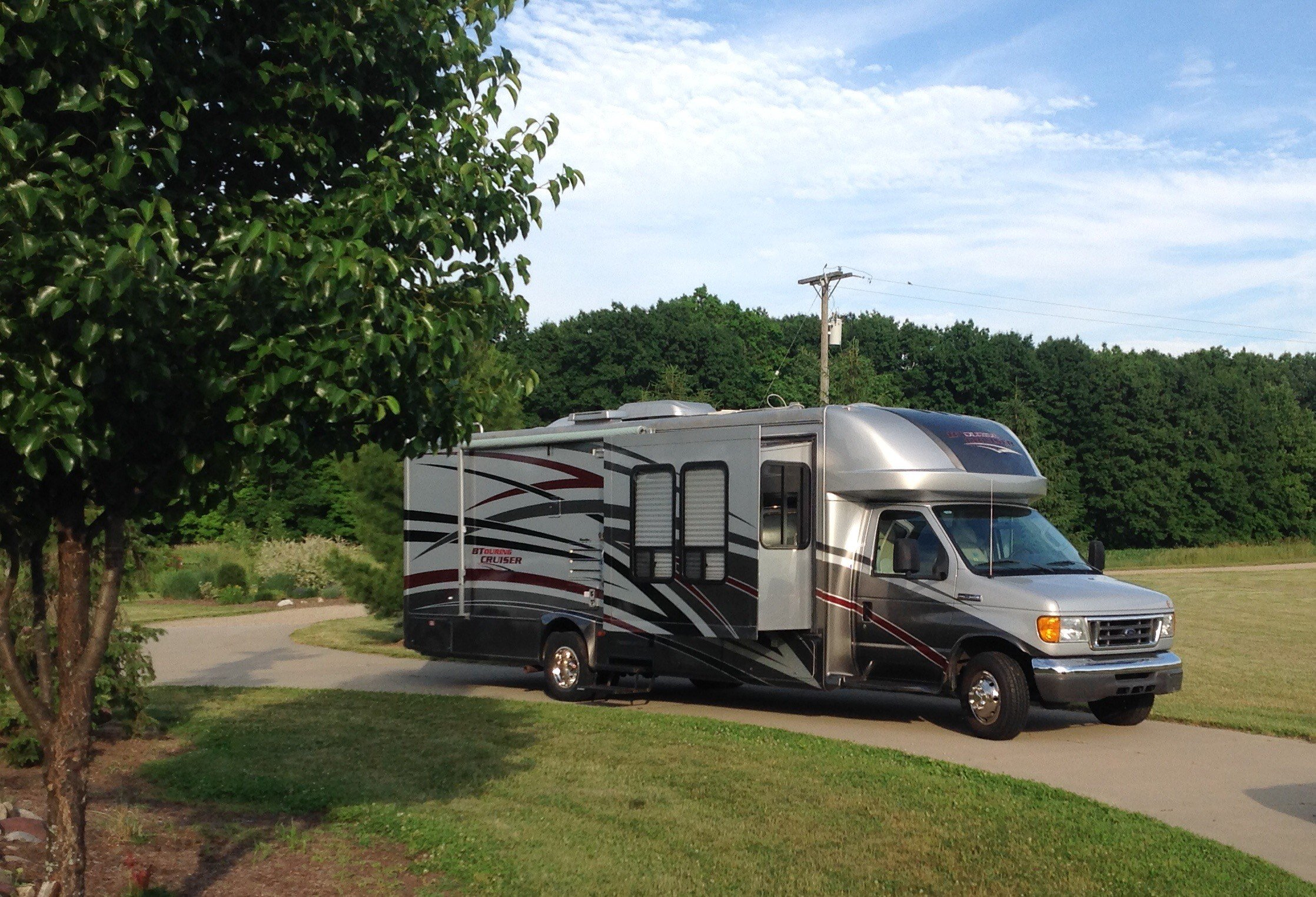 Used monaco rvs for sale by owner