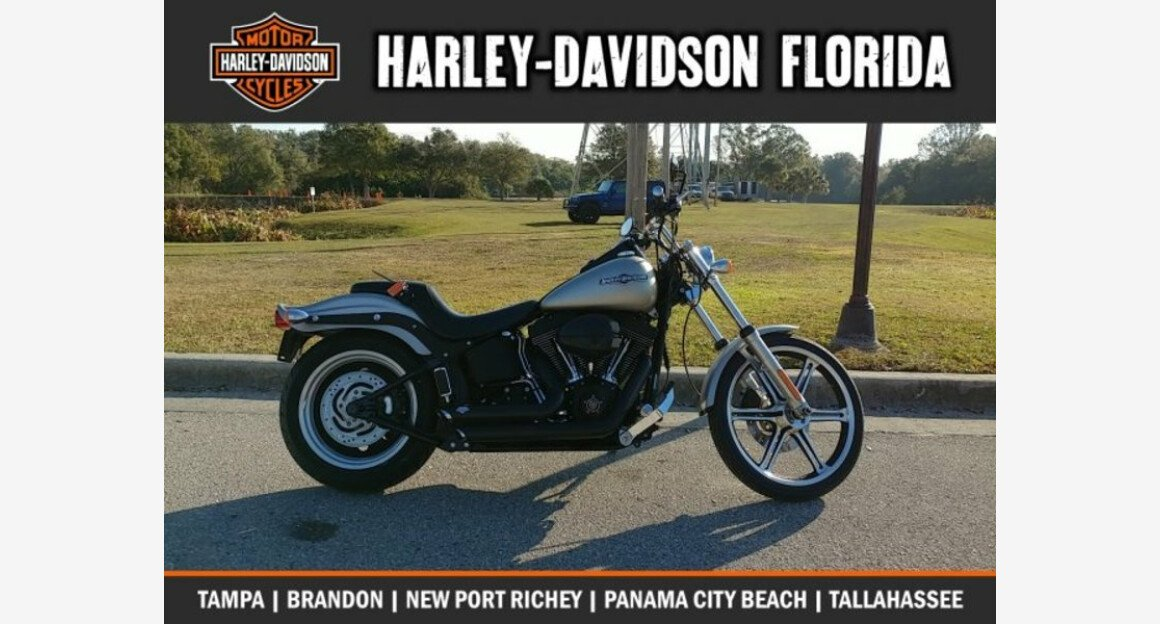2007 Harley-Davidson Softail for sale 200523495