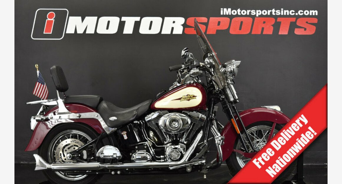 2007 Harley-Davidson Softail for sale 200621550