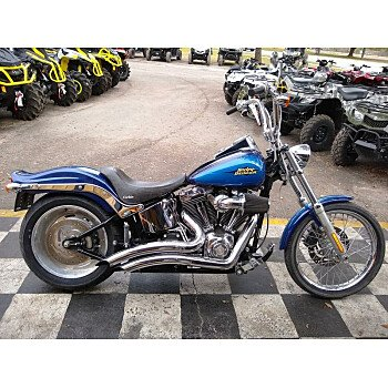 2007 Harley-Davidson Softail for sale 200669743
