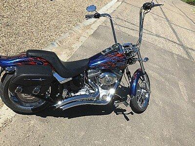 2007 Harley-Davidson Softail for sale 200602012
