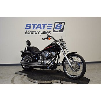 2007 Harley-Davidson Softail for sale 200814811