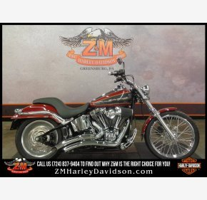 2007 Harley-Davidson Softail for sale 200846215