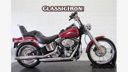 2007 Harley-Davidson Softail for sale 200951080