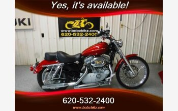 2007 Harley-Davidson Sportster for sale 200664639