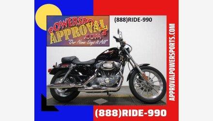 2007 Harley-Davidson Sportster for sale 200827432