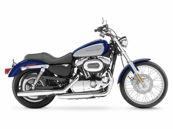 2007 Harley-Davidson Sportster for sale 201048389