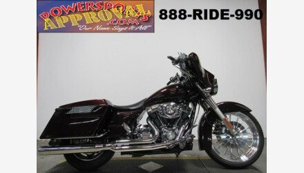 2007 Harley-Davidson Touring for sale 200683323
