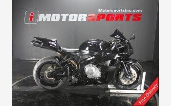 2007 Honda CBR600RR for sale 200601626