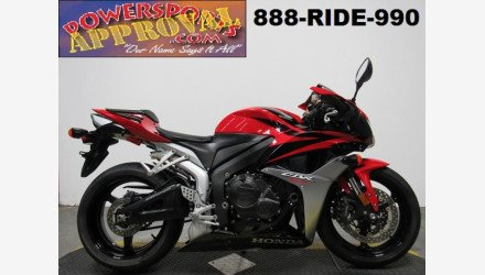 2007 Honda CBR600RR for sale 200690220