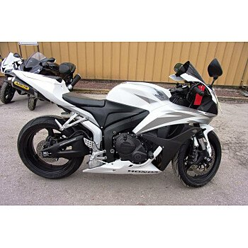 2007 Honda CBR600RR for sale 200864843