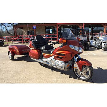 2007 Honda Gold Wing for sale 200677939