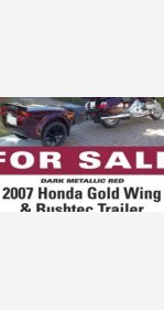 2007 Honda Gold Wing for sale 200703378