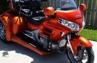 2007 Honda Gold Wing Tour for sale 200708202