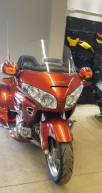2007 Honda Gold Wing for sale 200709182