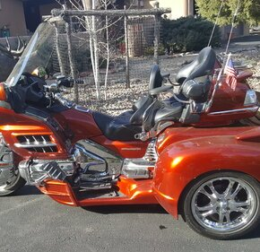 2007 Honda Gold Wing for sale 200847839
