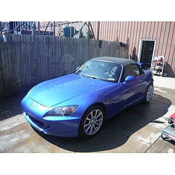 2007 Honda S2000 for sale 100292417