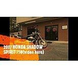 2007 Honda Shadow for sale 201083992