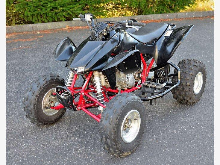 2007 Honda TRX450R for sale 201147307