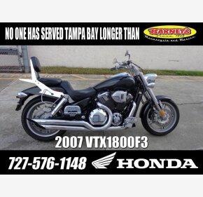 2007 Honda VTX1800 for sale 200709805