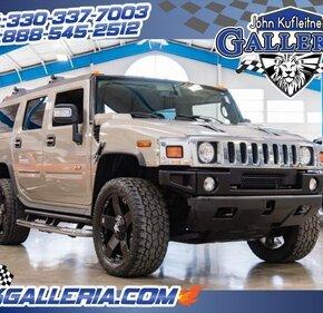 2007 Hummer H2 for sale 101074098