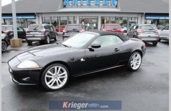 2007 Jaguar XK Convertible for sale 101325514