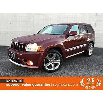 2007 Jeep Grand Cherokee SRT8 for sale 101217618
