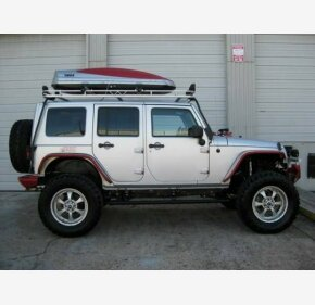 2007 Jeep Wrangler for sale 100982378
