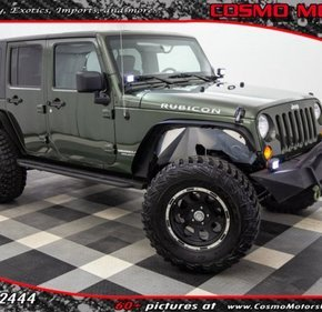 2007 Jeep Wrangler 4WD Unlimited Rubicon for sale 101096307
