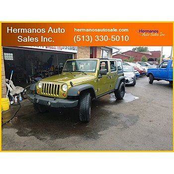 2007 Jeep Wrangler 4WD Unlimited Rubicon for sale 101202829