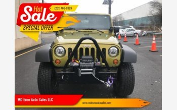 2007 Jeep Wrangler 4WD Rubicon for sale 101274491