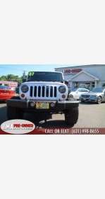 2007 Jeep Wrangler for sale 101356715