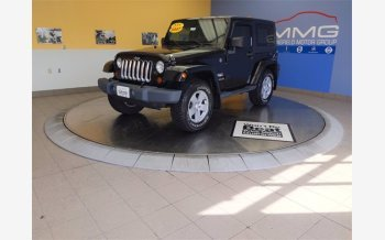 2007 Jeep Wrangler for sale 101366183