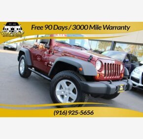 2007 Jeep Wrangler for sale 101376579