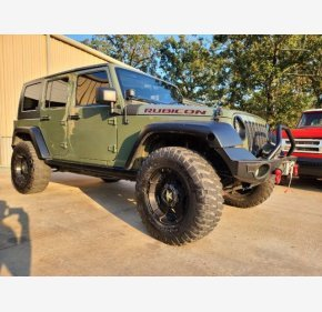 2007 Jeep Wrangler for sale 101391758
