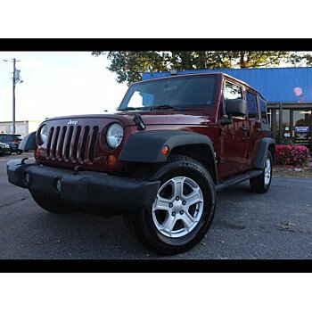 2007 Jeep Wrangler for sale 101397536