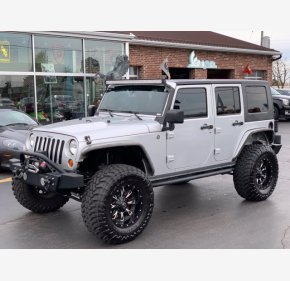 2007 Jeep Wrangler for sale 101407069