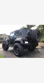 2007 Jeep Wrangler for sale 101407195