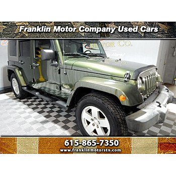 2007 Jeep Wrangler for sale 101442341
