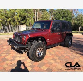 2007 Jeep Wrangler for sale 101487201